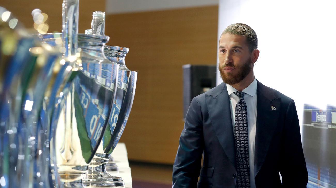 """Sergio Ramos """"Acepté la oferta, me dijeron que había caducado"""""""