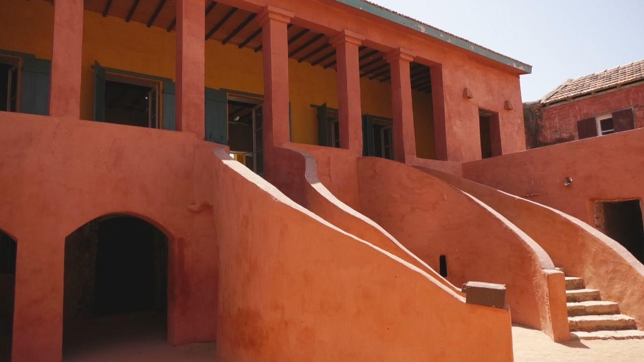 'La Casa de los Esclavos', un lugar cargado de historia en Senegal