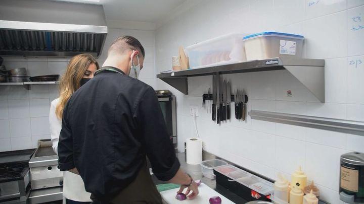 ¿Cómo son por dentro las cocinas industriales?