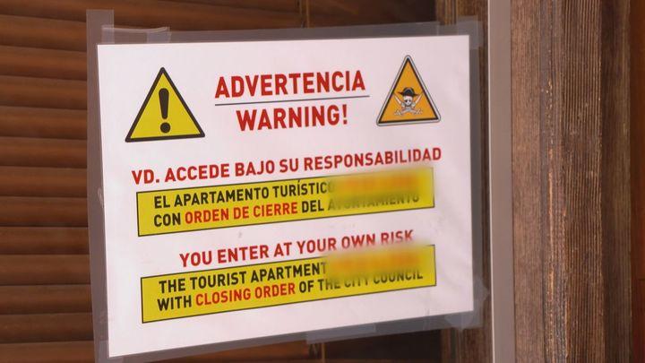 Los pisos turísticos: ¿un foco de fiestas ilegales?