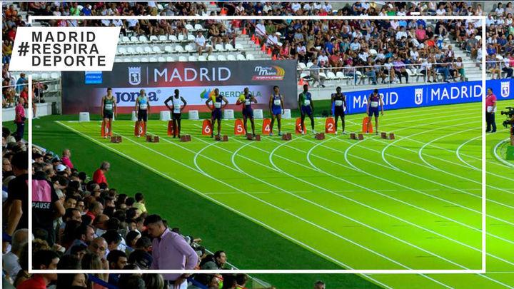 El mitin de Madrid regresa a Vallehermoso con hambre de récords