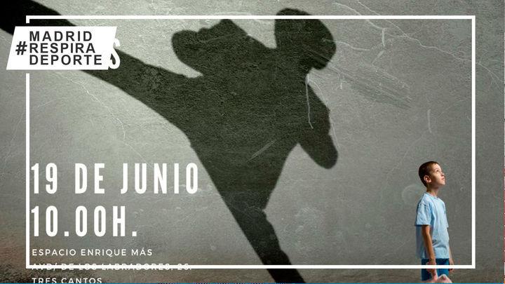 Trofeo de Karate Ciudad 3Cantos,un campeonato de referencia en Madrid