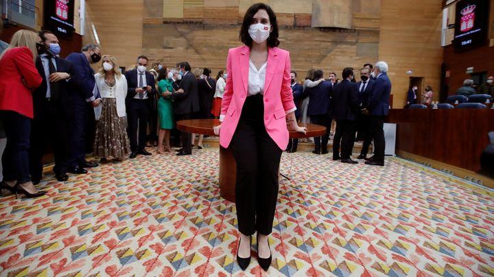 Ayuso toma posesión este sábado como presidenta arropada por Casado y los presidentes autonómicos del PP