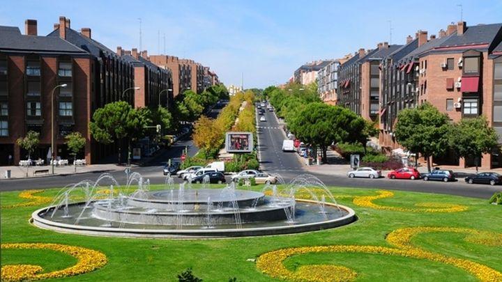 Madrid comienza la cuenta atrás para modificar los límites entre los distritos de Hortaleza y Barajas