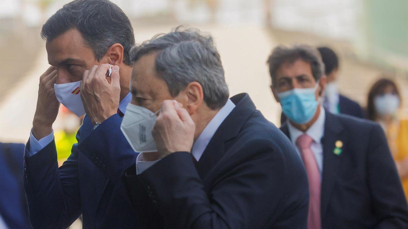"""Sánchez afirma que Cataluña """"necesita sin demora diálogo, acuerdo y pacto"""""""