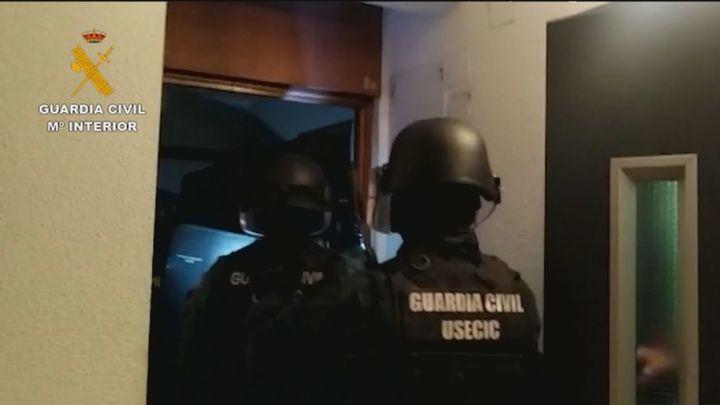 El detenido en Madrid por robos a mayores espiaba y seguía a sus víctimas hasta casa