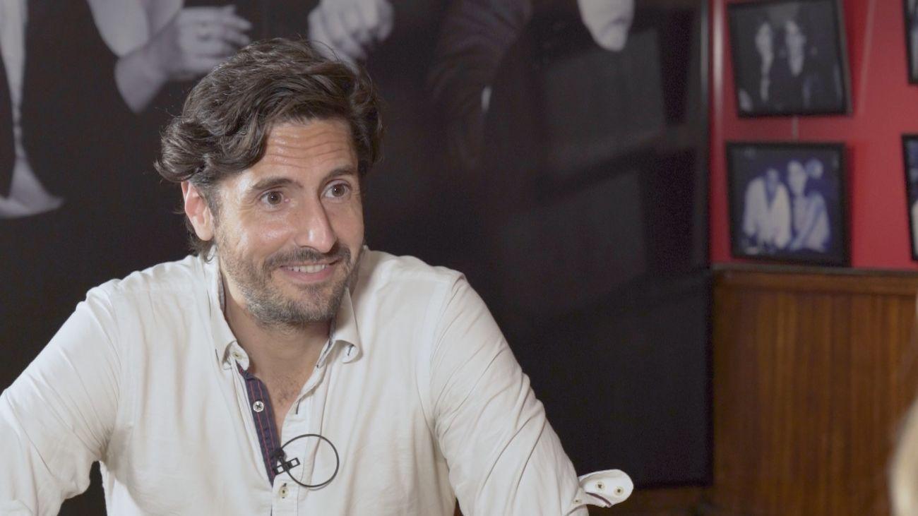 Juan Diego Botto se convierte en Federico García Lorca