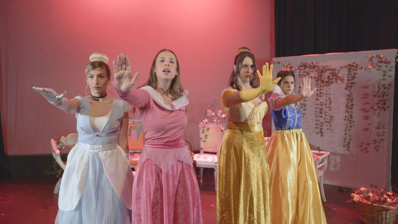 ¡Las princesas ya no quieren ser princesas!