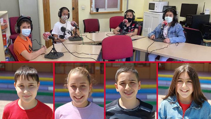 La Radio del Cole: El Olivo, Coslada 19.06.2021