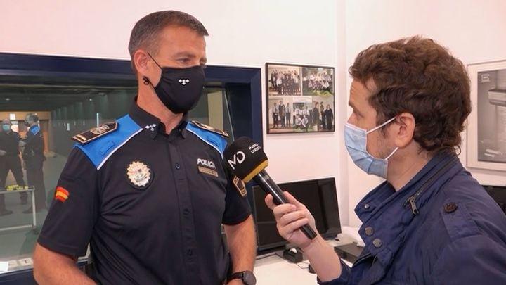 La Policía Local de Alcobendas incorpora pistolas eléctricas para sus agentes