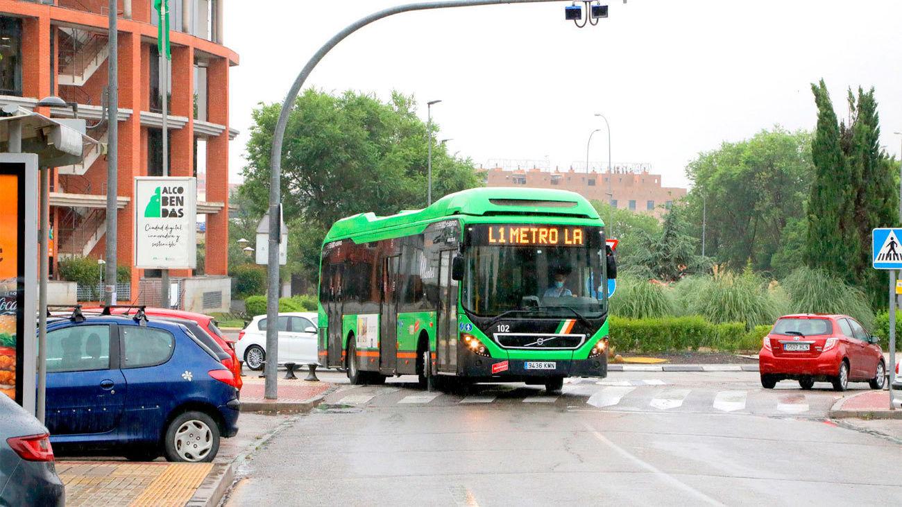Línea de autobuses urbanos L1