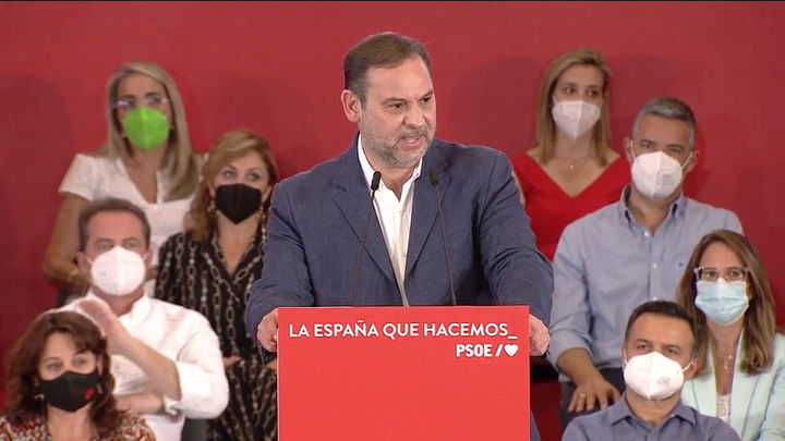 """Ábalos sobre los indultos: """"Tenemos que hacerlo por España, por Cataluña"""""""