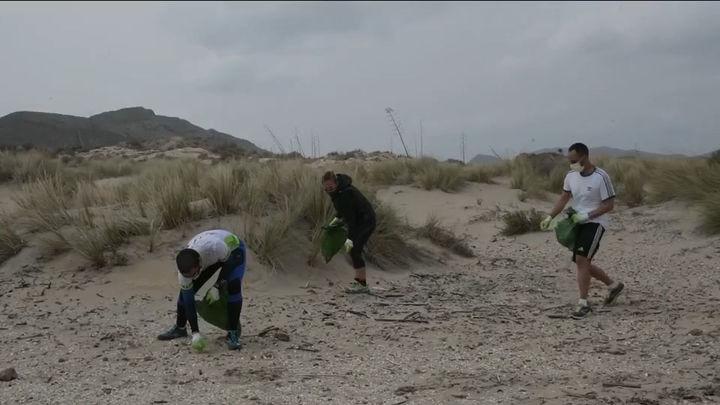 El 'plogging', practicar deporte limpiando nuestro medioambiente