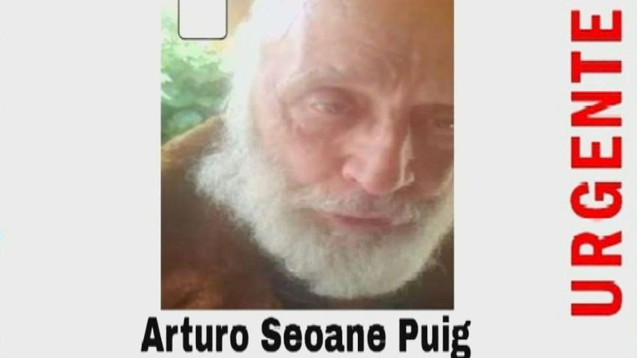 Buscan a Arturo, vecino de Pozuelo desaparecido el pasado lunes