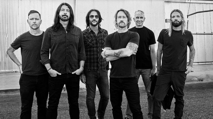 Foo Fighters actuará el 20 de junio de 2022 en el Wanda Metropolitano
