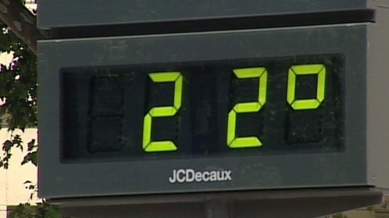 El verano se estrena en Madrid con temperaturas otoñales
