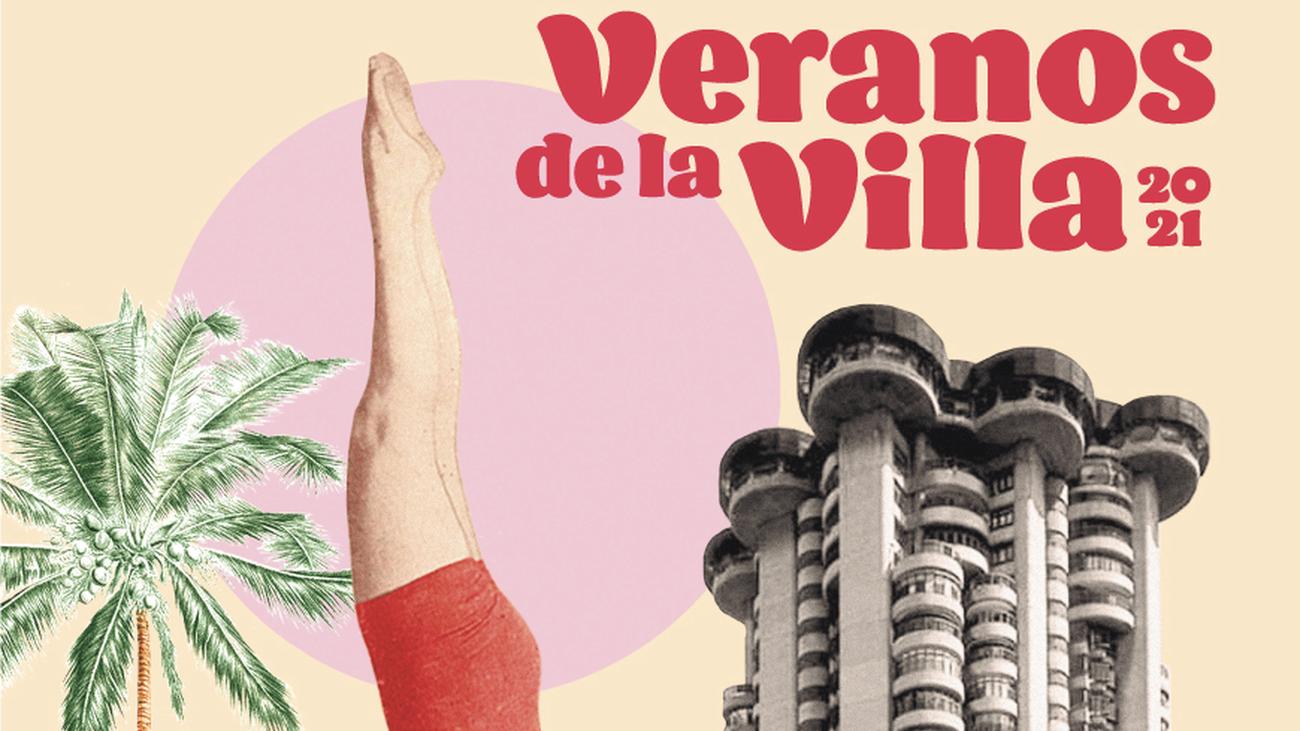 Más de 12.000 madrileños han asistido ya a alguna de las actividades programadas en los Veranos de la Villa