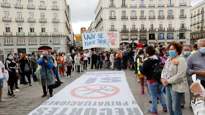 """La Atención Primaria de Madrid, """"al límite"""" y con una """"eterna incertidumbre"""""""