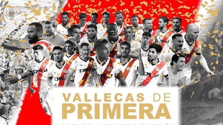 El ascenso del Rayo Vallecano a Primera, en Onda Madrid