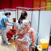 España notifica 29.535 contagios y 28 defunciones con la incidencia por Covid en 659