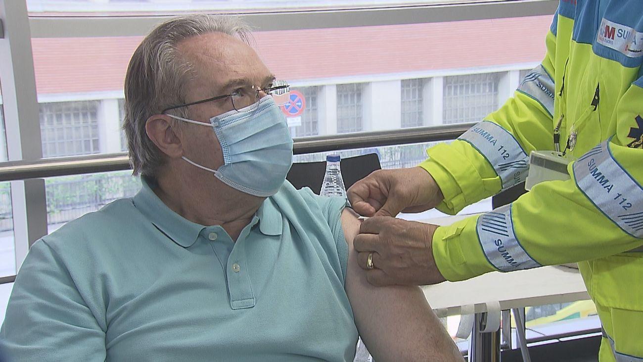 Madrid ya cuenta con dos millones de inmunizados covid