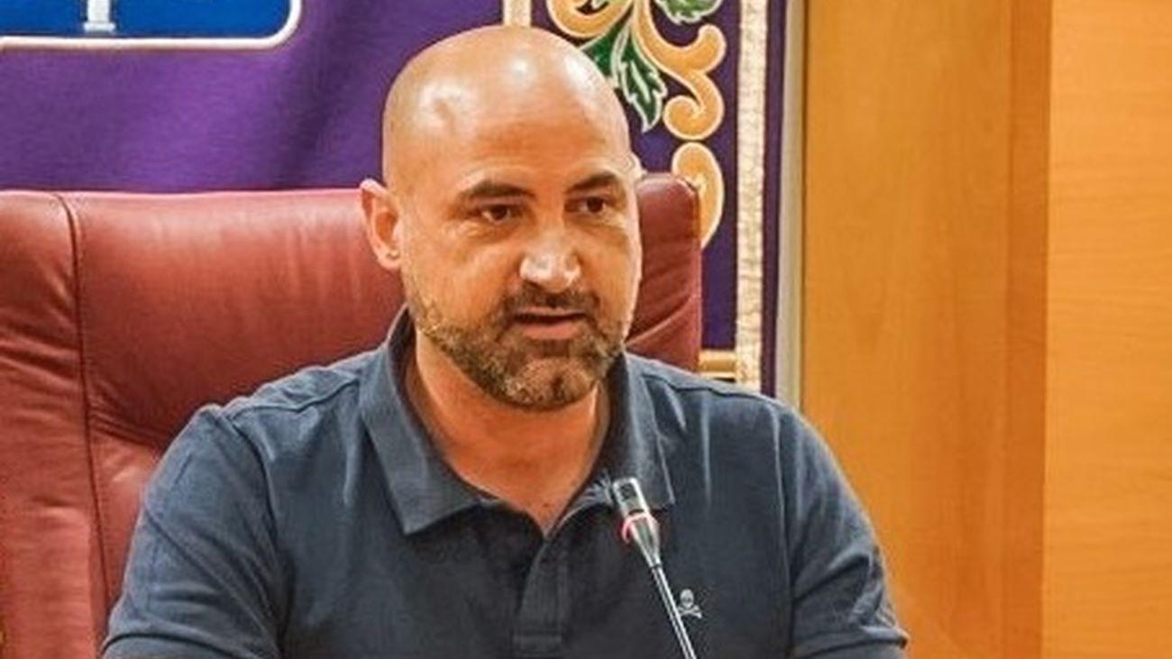 Jorge García, alcalde de Colmenar Viejo