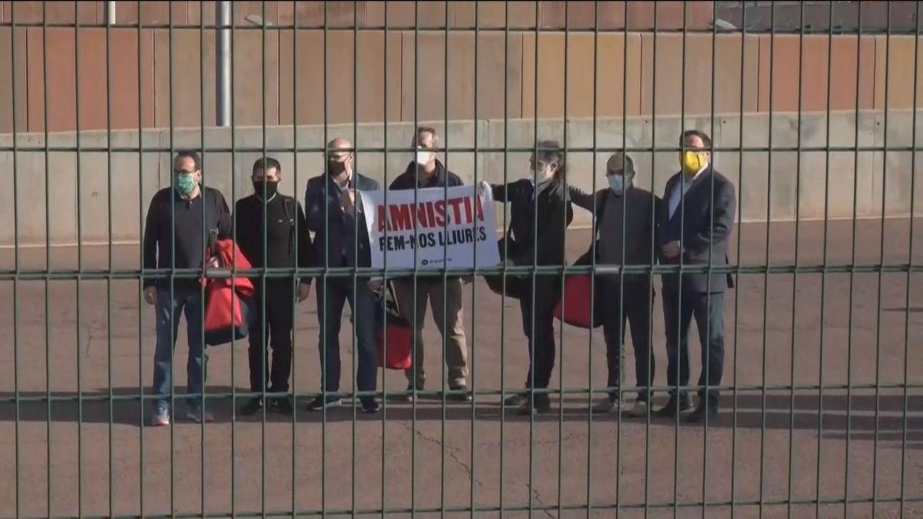 Del referéndum del 1 de octubre en Cataluña a los indultos