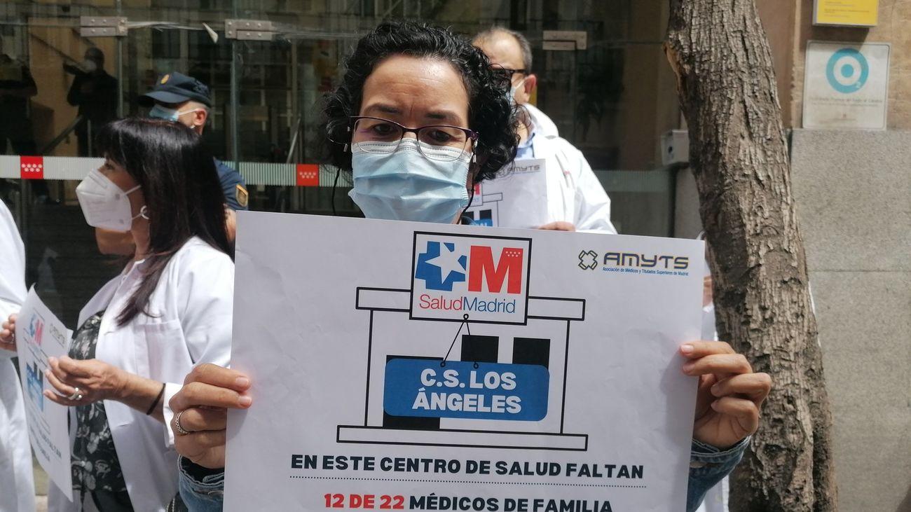 """""""Medicina de supervivencia"""" este verano en Madrid"""