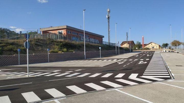 Entra en funcionamiento el nuevo aparcamiento multimodal de Pitis en Fuencarral-El Pardo