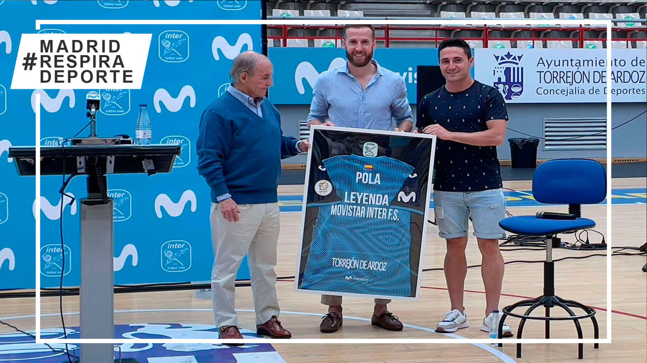 Pola se despide de Movistar Inter tras 10 años y 19 títulos