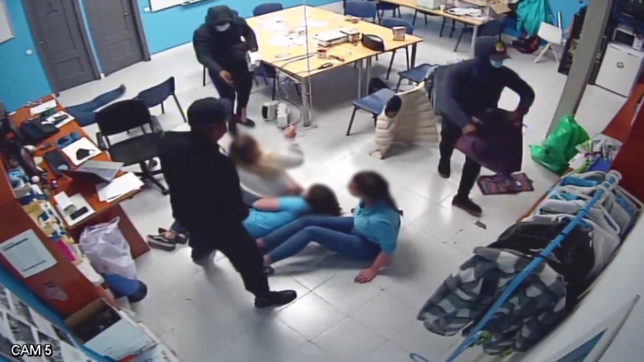 Cae una banda que robaba con pistolas simuladas en tiendas y casas de Madrid