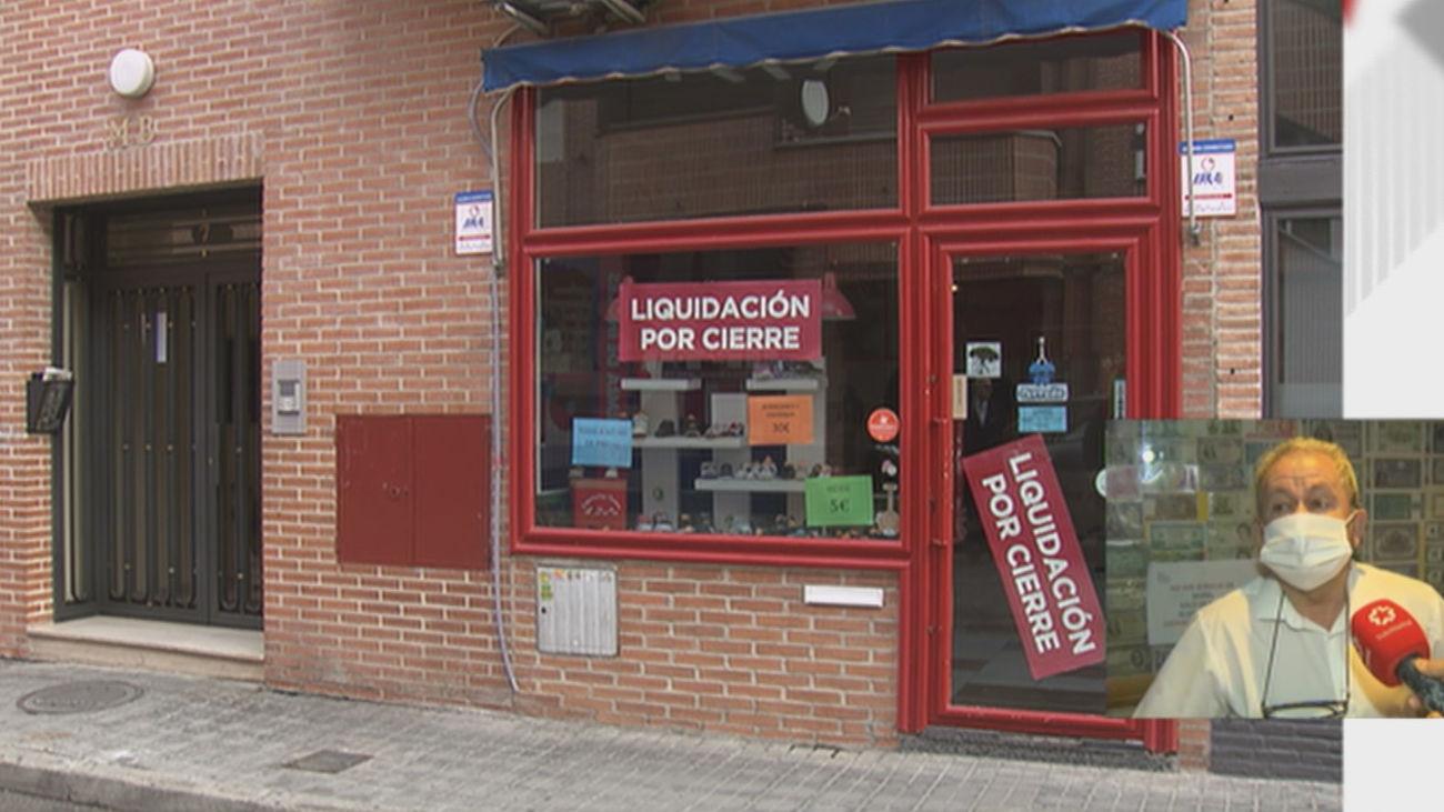 Los comerciantes de la Plaza de los Belgas denuncian un aumento de los robos y la delincuencia