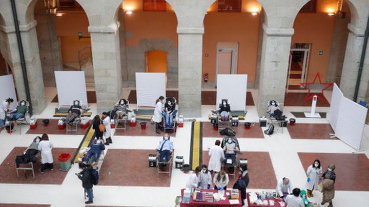 La Real Casa de Correos, centro de donación de sangre este próximo viernes y sábado