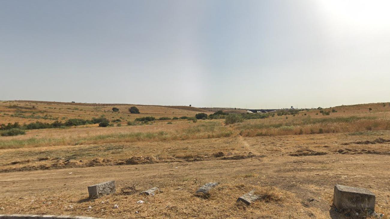 Terrenos del futuro barrio Retamar de la Huerta de Alcorcón