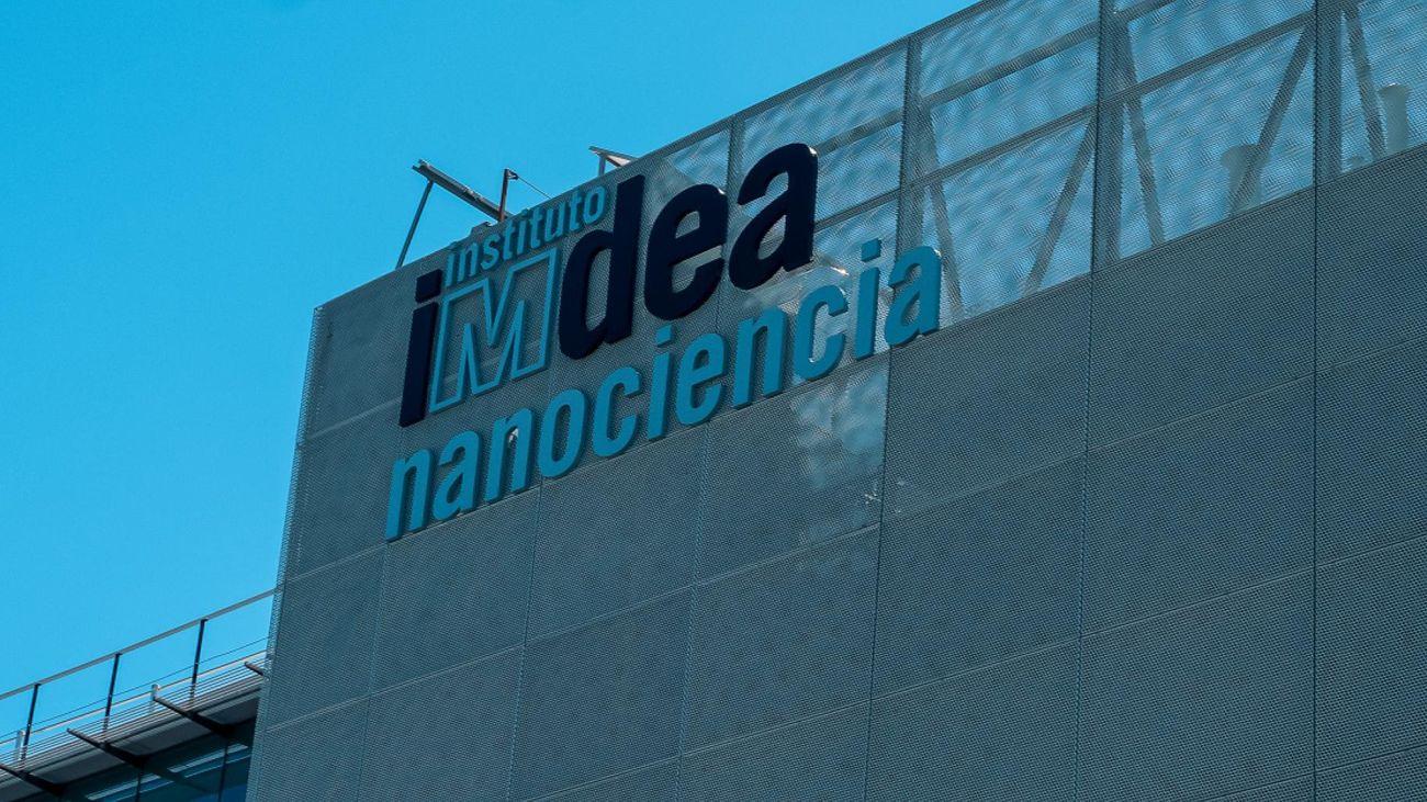 Edificio sede del centro de investigación Imdea Nanociencia