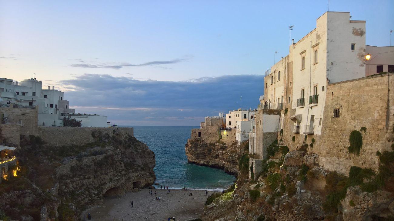 La Puglia, Italia