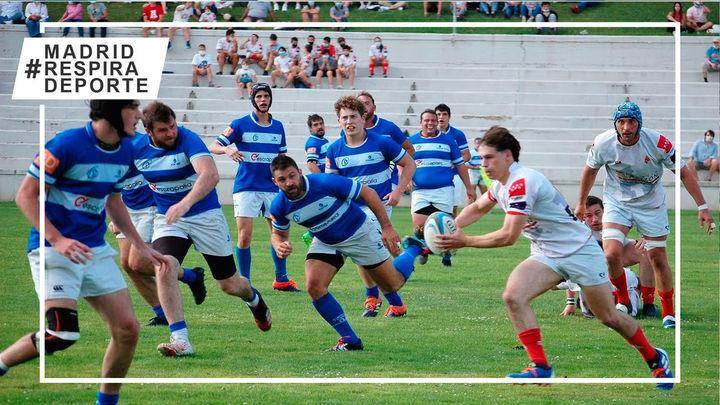 Arquitectura Rugby se mantiene en División de Honor B tras ganar la promoción al Olímpico