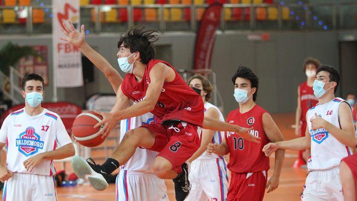 Gran éxito de la celebración del Día del Federado de baloncesto