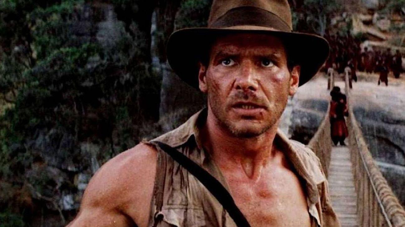 Harrison Ford se lesiona el hombro durante el rodaje de la quinta de Indiana Jones