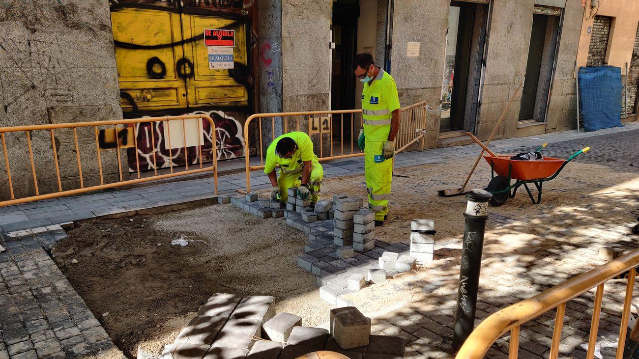 Obras en Moncloa-Aravaca, tendrán aceras más anchas y más plazas de aparcamiento