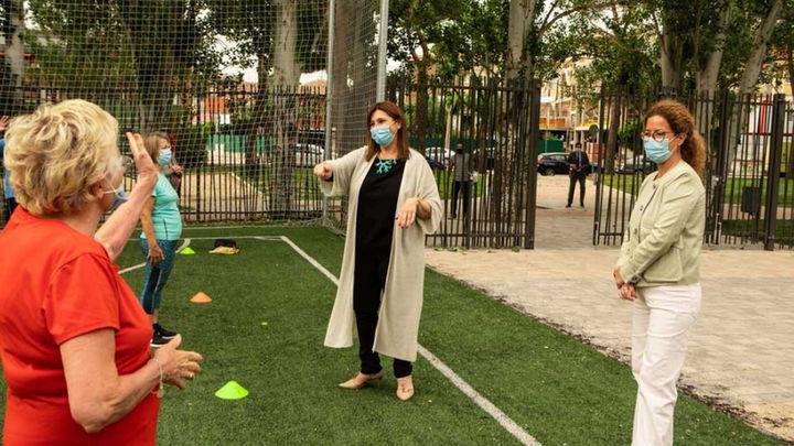 Más de 900 personas han participado en Pozuelo en las actividades de deporte al aire libre desde mayo