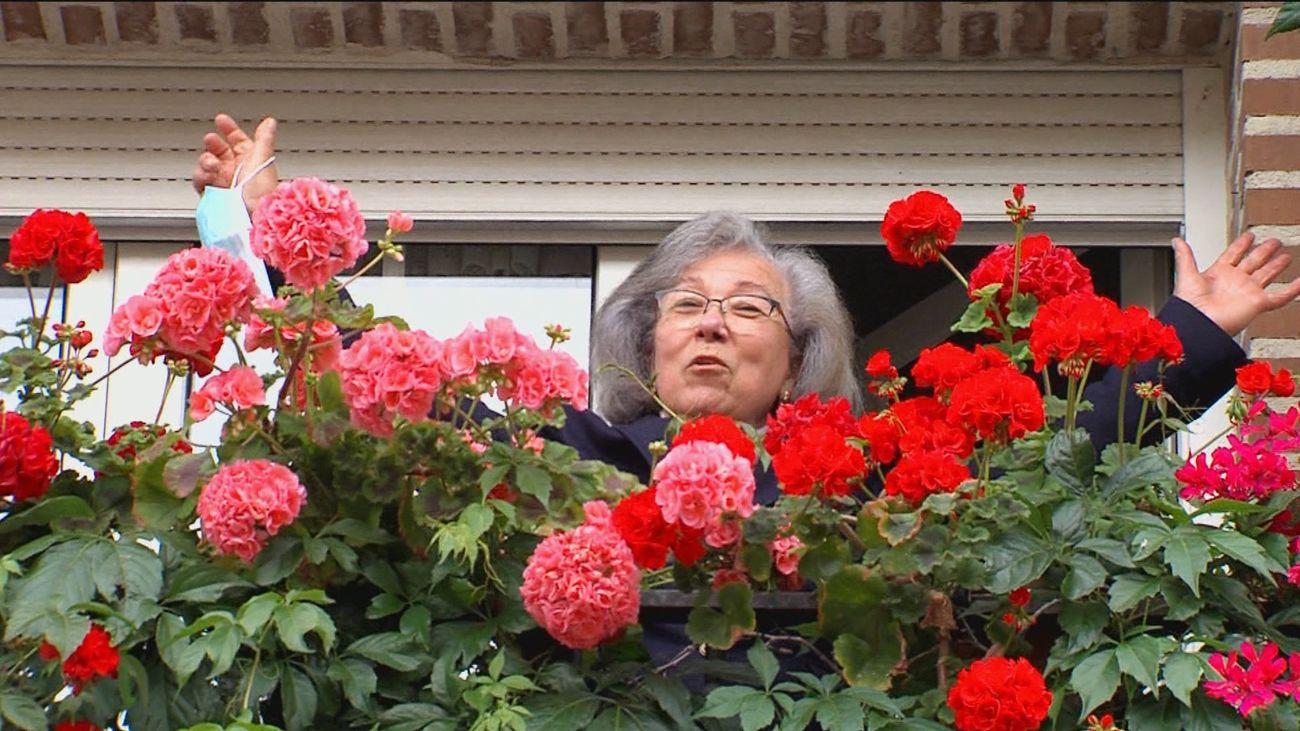 El proyecto que ha llenado de flores los balcones de Miraflores