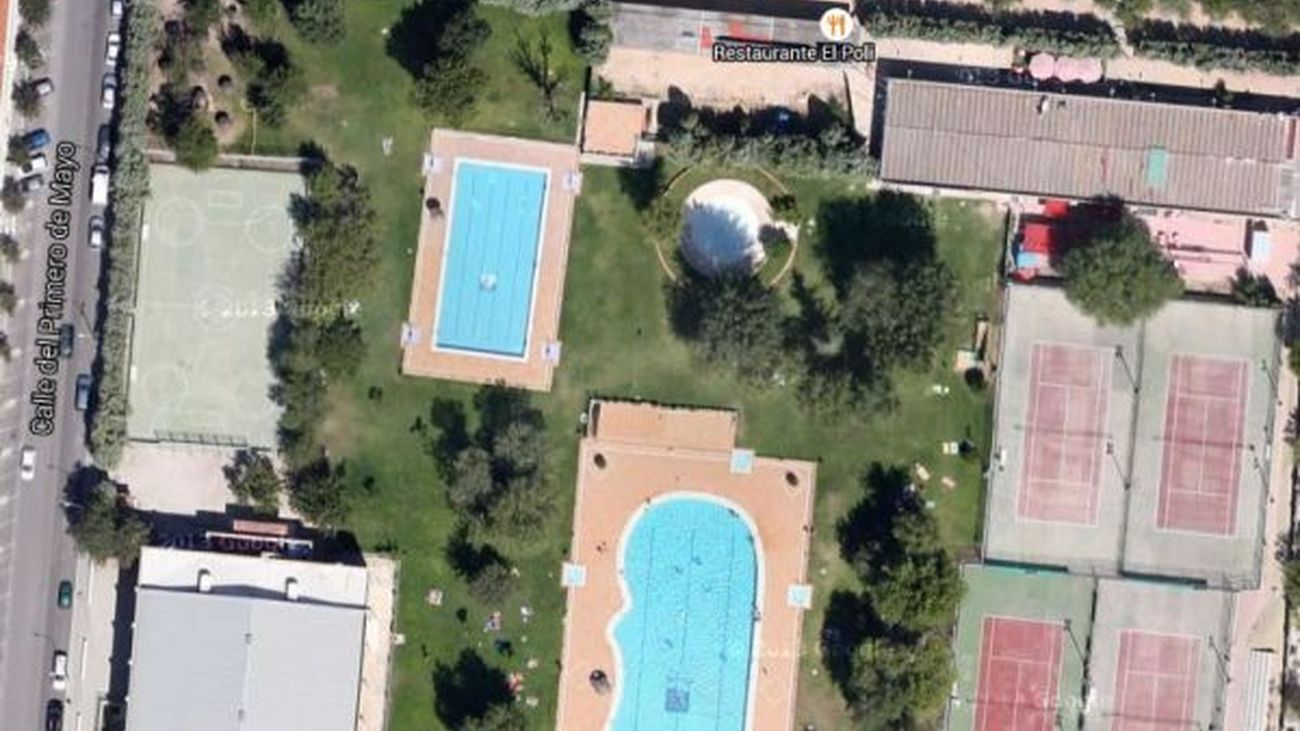 Instalaciones del polideportivo municipal Agustín Marañón