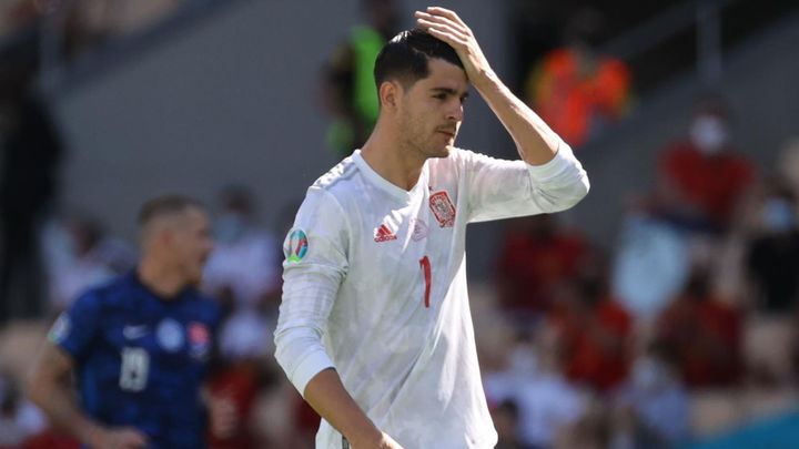 La angustia de Morata, recibe amenazas e insultos