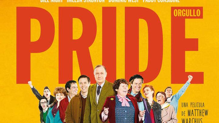 El Sábado Solidario de Coslada proyecta la película 'Pride' con motivo del Orgullo LGTBI