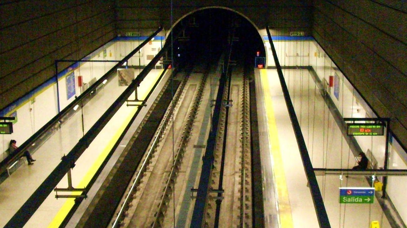 Estación de la línea 12 - Metrosur