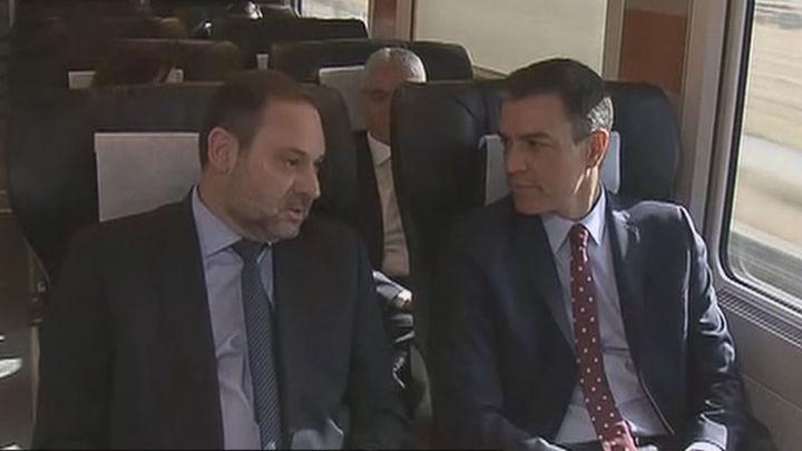 """Ábalos dice que las causas en el Tribunal de Cuentas sobre los independentistas son """"piedras en el camino"""""""
