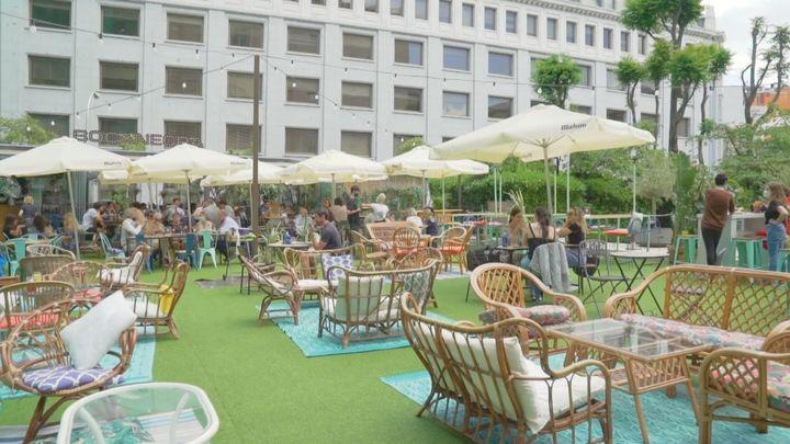 Tres terrazas en Madrid para disfrutar del verano