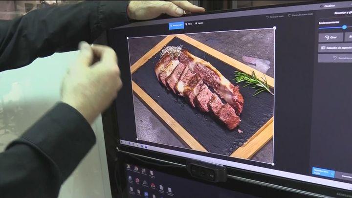 ¿Serán los chuletones en 3D la comida del futuro?