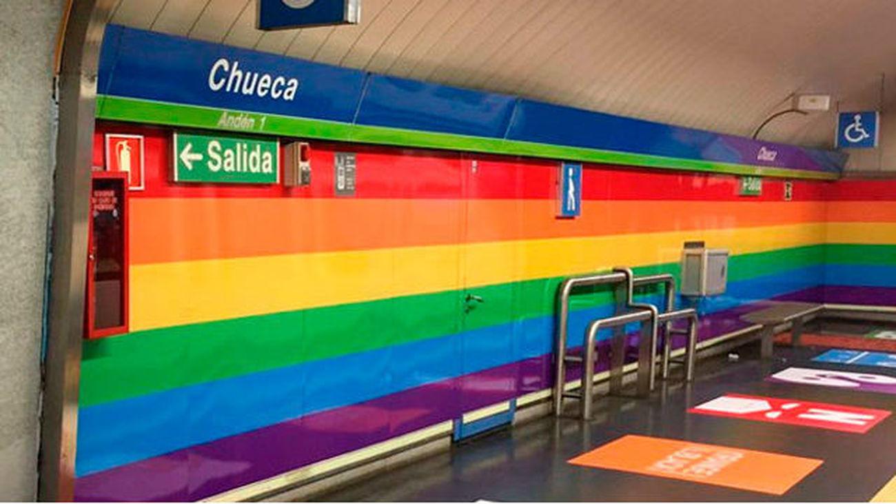 Empleados de Metro de Madrid se formarán en prevención y lucha contra la LGTBfobia